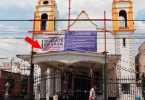 Templos cerrados