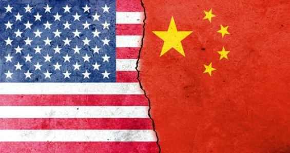China behind US protests