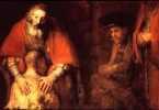 Rembrandt El Hijo Pródigo