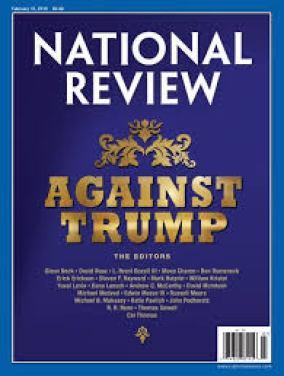 never trump republican movement
