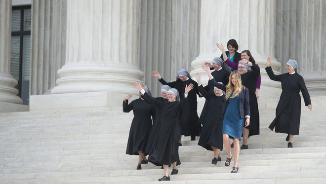 Sisters of the poor won religious freedom reproductive rights