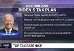 Biden Tax raise plan