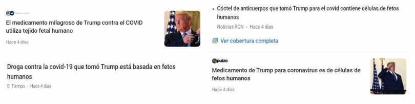 Droga Trump bebes abortados 2