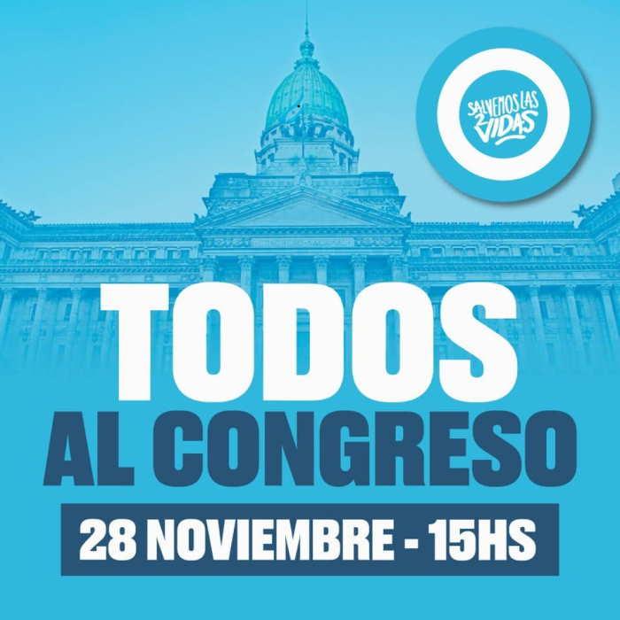 Argentina provida 28 noviembre
