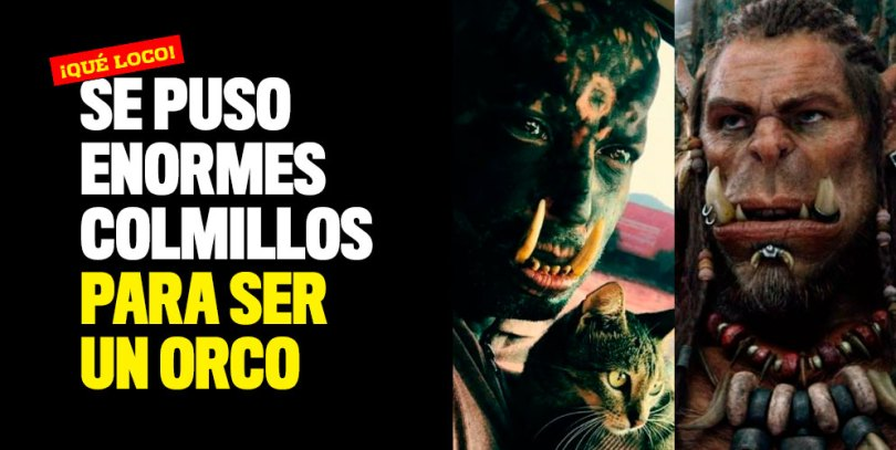ORCO COLMILLOS