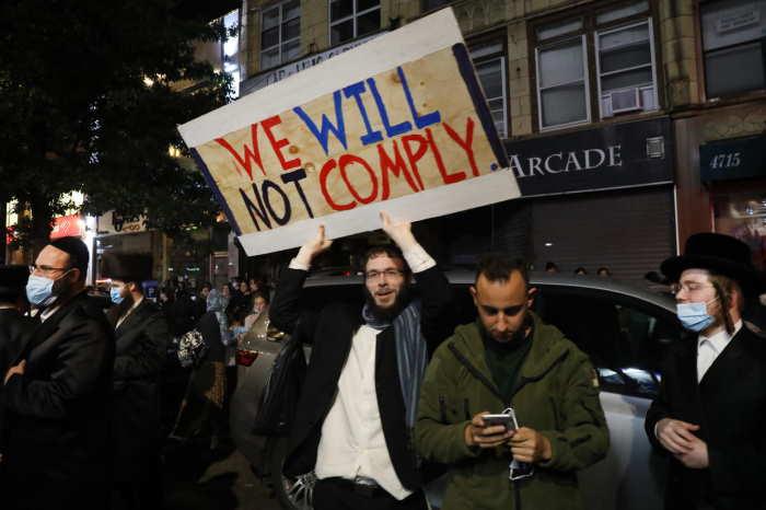 new york jewish covid protest 1279076035