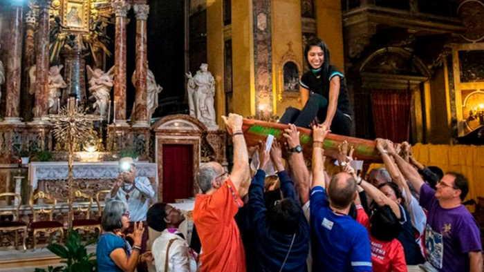 Rituales Paganos en la Iglesia