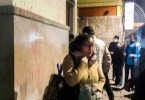 Iglesia Maria Auxiliadora con pintura en La Paz