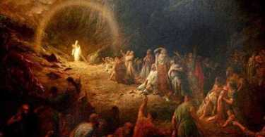 jesus desciende a los infiernos