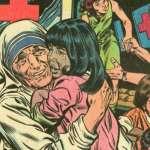 El día que Marvel sacó una edición sobre la vida de la Madre Teresa de Calcuta
