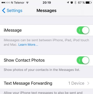 text-message-forwarding