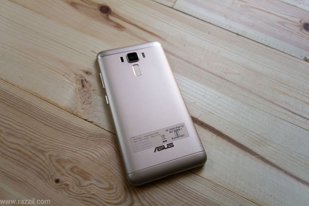 Asus ZenFone 3 Laser Review
