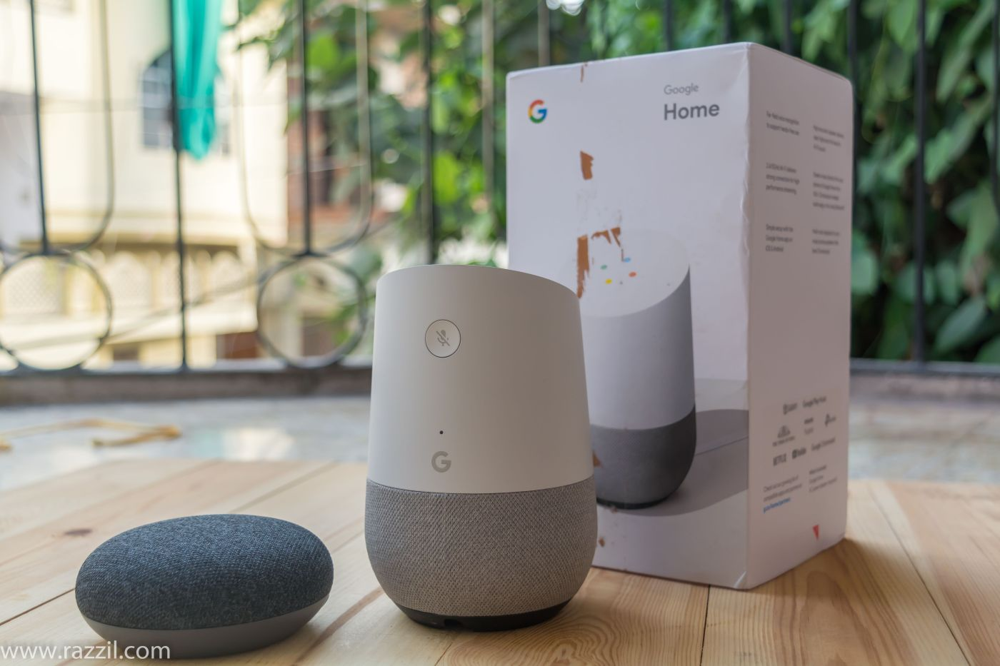 Google Home Home Mini Review The Best Smart Speaker In India