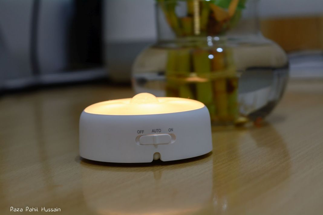 Yeelight Motion Sensor Rechargeable Nightlight Review