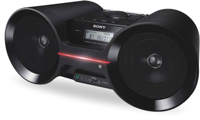 Sony Wireless NFC & Portable Speakers