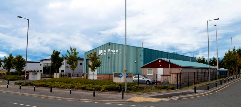 R Baker (Electrical) Ltd – 35 years