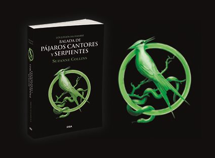 Ya puedes empezar a leer 'Balada de pájaros cantores y serpientes'