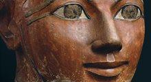 La corte de la reina Hatshepsut