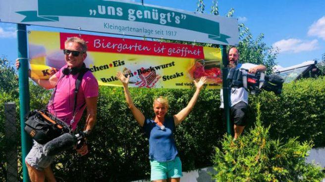 rbb Gartenzeit - Finck und die Laubenpieper - Die Welt der Kleingärtner in Berlin und Brandenburg (10.06.2019, 18:10)