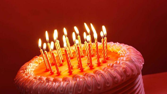 Maike S Susse Welt Piano Torte Zum 90 Geburtstag