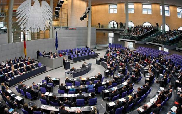 Германии подозревают в госизмене сотрудника Бундестага