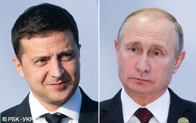 The Kremlin told the details of the conversation between Putin and Zelensky