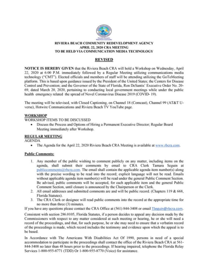 REVISED-RBCRA-WORKSHOP-FOLLOWED-BY-REGULAR-MEETING-NOTICE-FOR-APRIL-22-2020