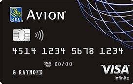 Image result for RBC avion cards