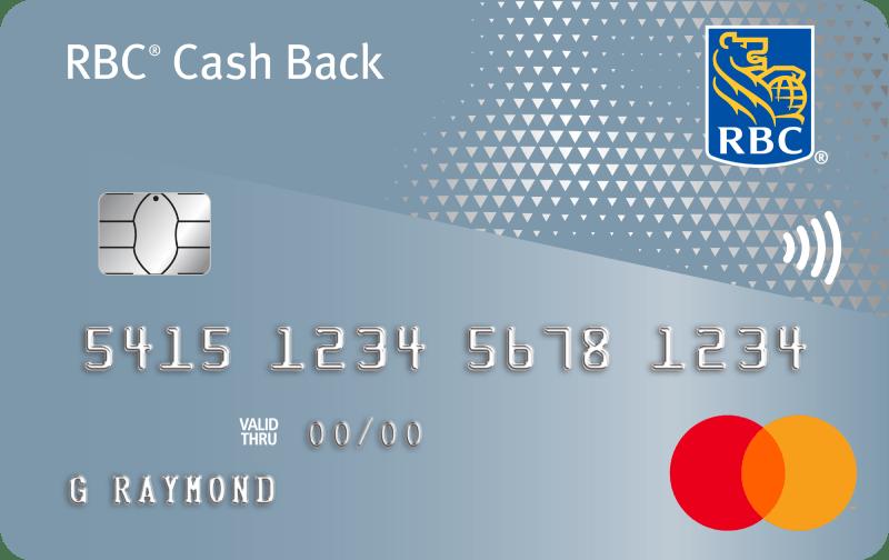 Rbc Cash Back Mastercard Rbc Royal Bank