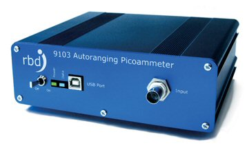 9103 Picoammeter