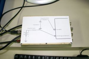 9103 float test box