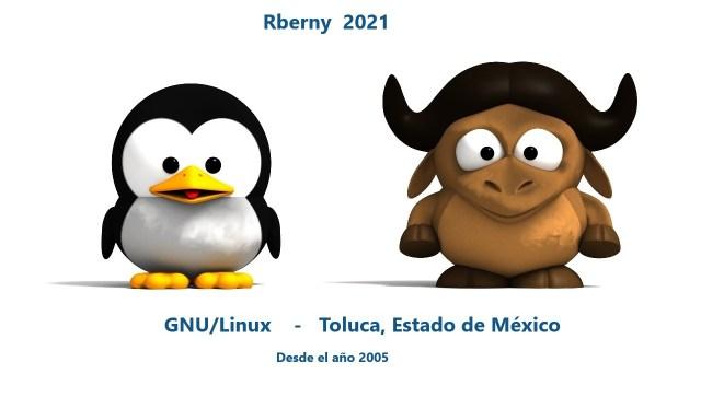 GNU Linux Rberny 2021