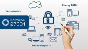 ISO 27000 Rberny 2020 Intro