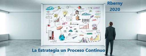 La Estrategia un proceso continuo