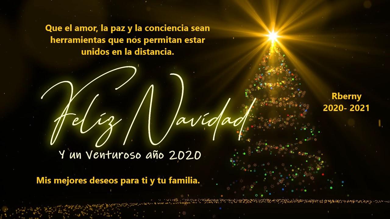 Feliz Navidad Rberny 2021