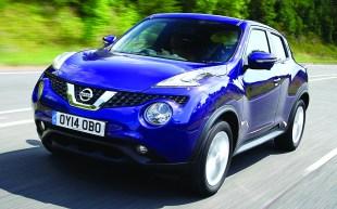 Nissan Juke (PROVIDED)