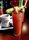 Looking for a delightful way to start the day? Try coffee and Bloody Mary from Lavergne's Tavern.