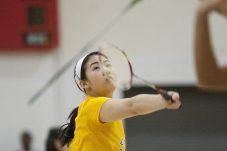 Stephanie Lin, LTHS badminton, Riverside-Brookfield Landmark Female Athlete of the Year. (File photo)