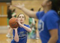 Renee Kunkel, RBHS girls basketball, Riverside-Brookfield Landmark Most Inspirational Athlete of the Year. (File Photo)