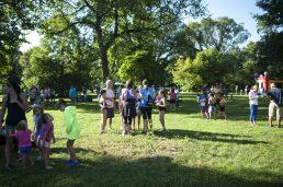 Parents and participants. | William Camargo/Staff Photographer