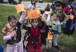 Children wore their cutest, scariest and most creative costumes during the Oct. 24 Monsters on Mainstreet event in downtown Brookfield. | William Camargo/Staff Photographer