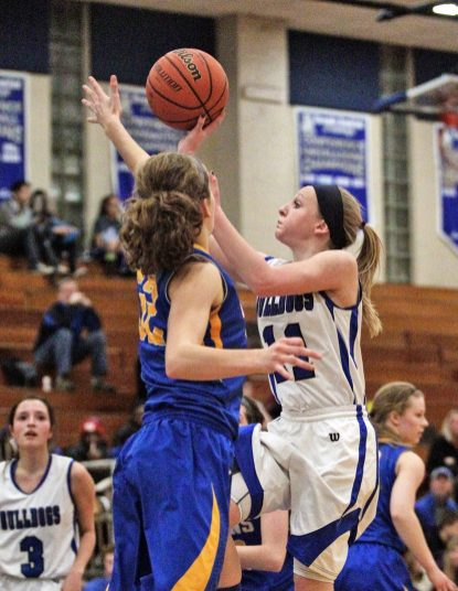 RBHS junior guard Samantha Bloom led the Bulldogs in scoring at 12.9 points per game last season. (File photo)