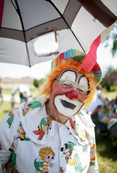 International Clown Week Celebration