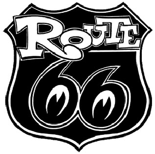"""""""The Ghosts of Route 66"""""""