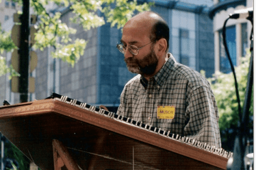 """North Riverside Public Library, 2400 Desplaines Ave., presents """"St. Patrick's Day Music on the Hammered Dulcimer"""" on Wednesday, March 15 at 6:30 p.m. Dulcimer player and singer Phil Passen performs traditional Irish music ranging from slow airs to rousing reels."""