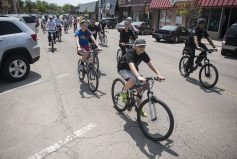 Due to popular demand, the village has rescheduled the 10K village-wide bike ride for Saturday, June 17 at 9 a.m. The event coincides with the Brookfield Farmers Market, so riders are encouraged to do some shopping before or after hopping on their bikes for the ride across town.