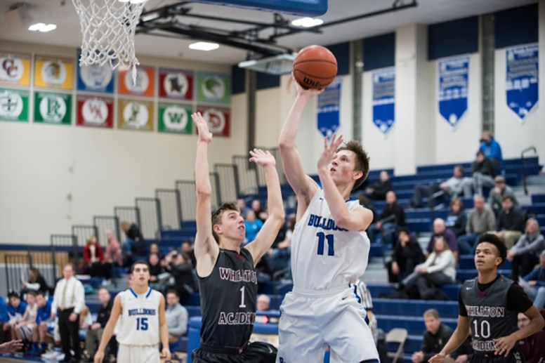 RBHS senior Ryan Cicenas scorfed 13 points in an 81-57 win over host Chicago Christian in a Metro Suburban Conference crossover game. (File photo)