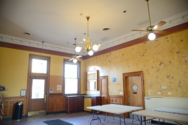 The inside of train station's east end is seen on Jan. 19, in Riverside. | Alexa Rogals/Staff Photographer