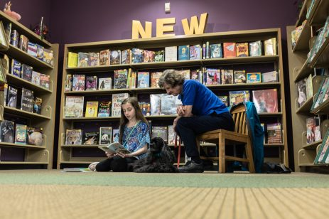 All young independent readers can sign up for Read to a Dog on Saturday, Feb. 3 from 1:30 to 3 p.m. at the North Riverside Public Library, 2400 Desplaines Ave.