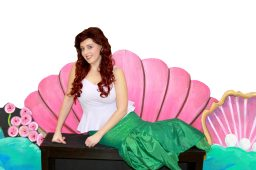 """The St. Louise Players, a community theater group based at the LaGrange Park parish, presents """"The Little Mermaid"""" over the next two weekends in the Parish center, 1125 Harrison Ave."""